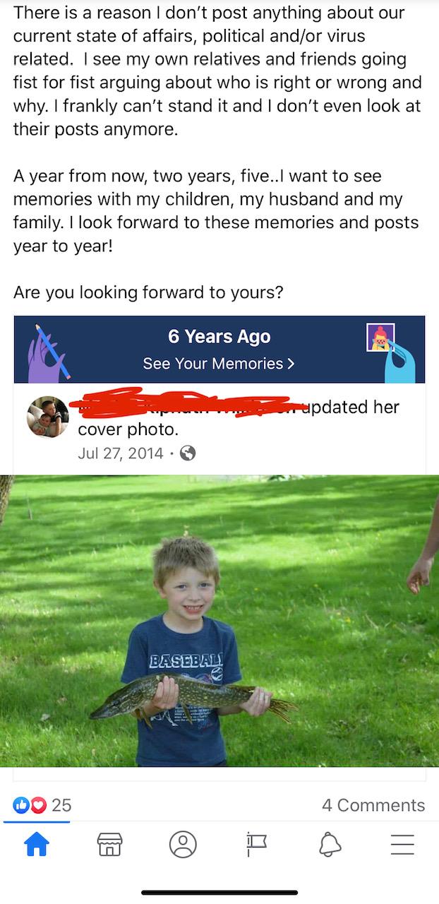 Monikas FG Memory Post