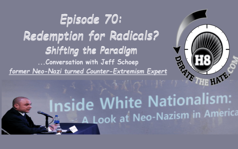 Wilk sits down with Jeff Schoep, former Neo-Nazi turned Counter-Extremism Expert