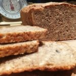 Chia-Knister-Brot