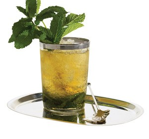 Mint Julep: official cocktail of the kentucky derby
