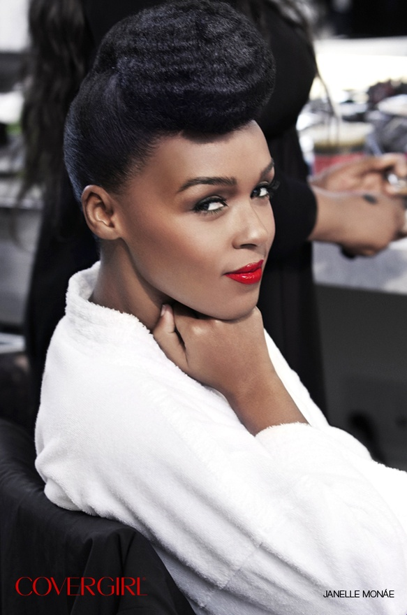 Janelle Monae Is The New Covergirl Derby City Naturals