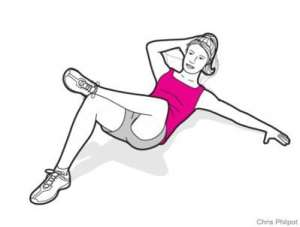 mom health workout work exercise