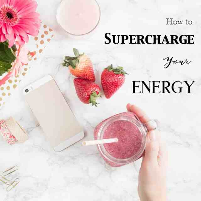 energy supercharge women woman health nutrition sleep food diet weight loss help exercise
