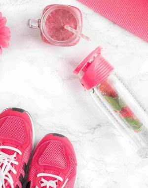 女性运动健康锻炼容易
