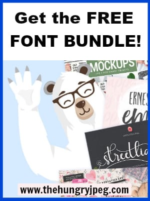 make-money-online-free-font-bundle