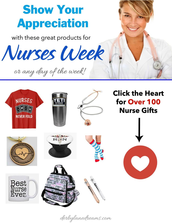 Nurses Week Gifts, Nurse Gift, Nurse Present, Nurses Week Gift Ideas