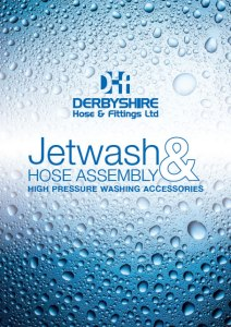 Jet Wash Brochure Cover