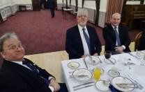 Phil, Iain and Graham