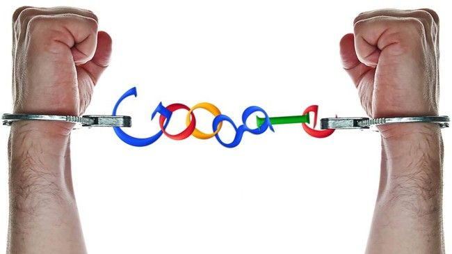 Google-cadenas