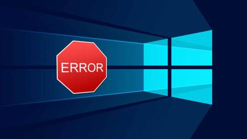 fallo de windows