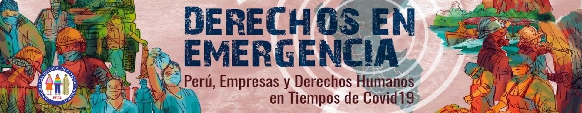 Derechos en Emergencia