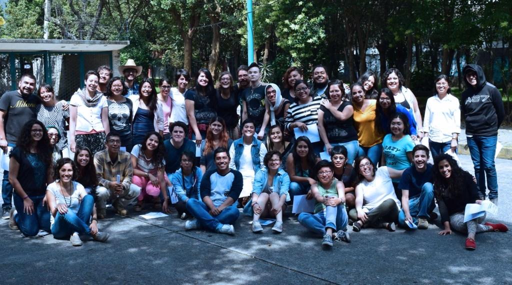 Escuela para Defensoras y Defensores Jóvenes de Derechos Humanos