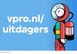 VPRO Uitdagers en Aanpakkers Edgar Neo mede-oprichter Pakhuis de Regah Pakhuis de Reiger een soort Pakhuis de Zwijger in Den Haag