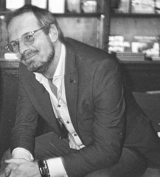 Profielfoto van Edgar Neo oprichter van oa Pakhuis de Règâh, een Pakhuis de Zwijger in Den Haag