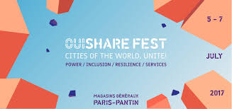 OuiShare Fest Paris 2017 Smart City Impact City The Hague Pakhuis de Regah Pakhuis de Reiger Pakhuis de Zwijger in Den Haag