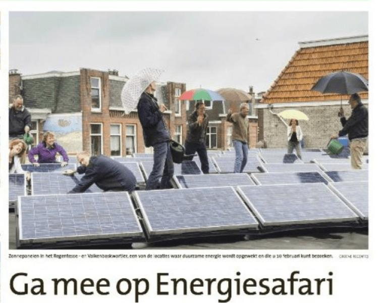 Energiesafari Den Haag energiemissie Pakhuis de Regah Pakhuis de Reiger Pakhuis de Zwijger in Den Haag Bazaar of Ideas Edgar Neo