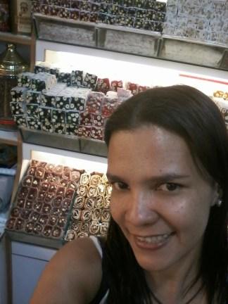 Nuestra autora invitada Ana Gabriela Ruiz en Turkish Delight