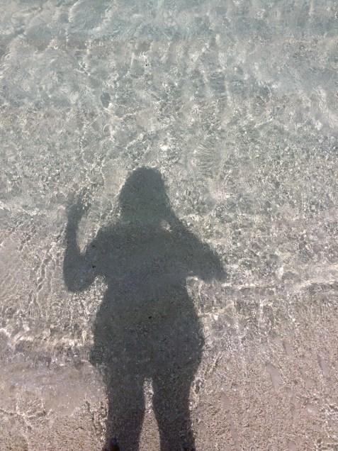 Las Maldivas y yo, una selfie muy peculiar