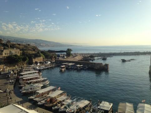 Hermosa vista del Puerto
