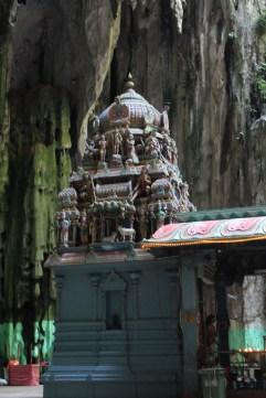 Templo Hindú en las Cuevas Batu