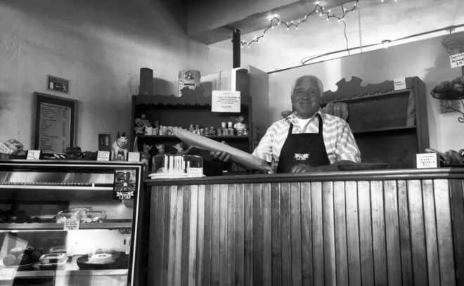 La Paz bakery - de reizigers