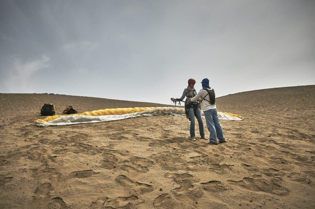 Peru Parapente - De Reizigers -1