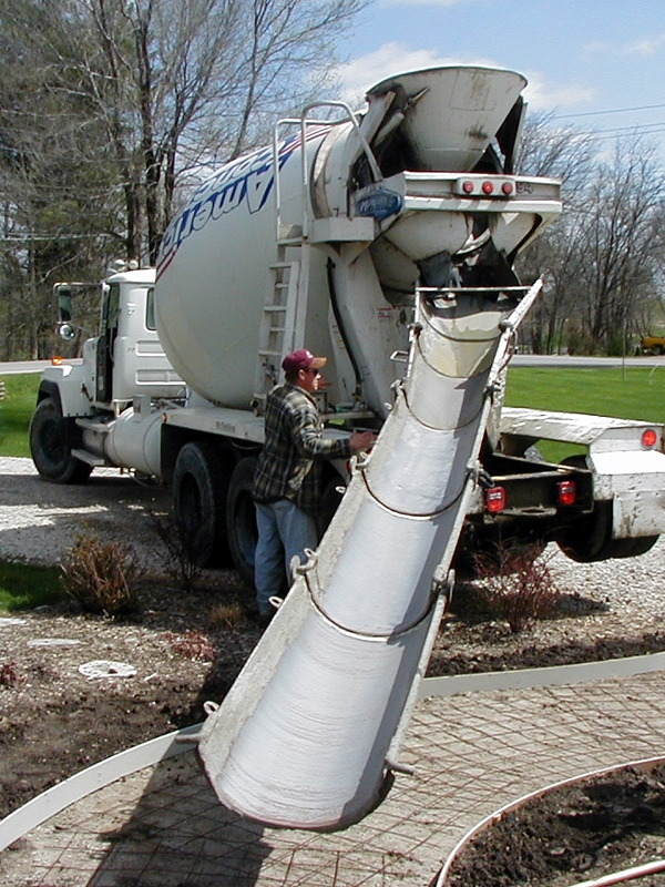 Cement Chute Derek Broox Com