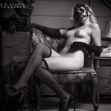 Bauta - Nude - Photography by Derek R. Audette -  03/09/2013