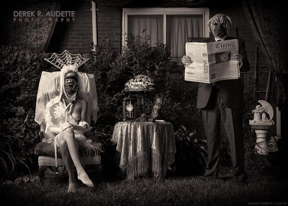 Propaganda Due (Plate XI) – Derek R. Audette (2015)