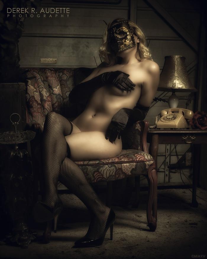 """""""Bauta VII"""" by Derek R. Audette (Photography)"""