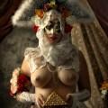 """La Doncella"" (Plate VIII) by Derek R. Audette"
