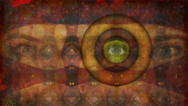 """Thy Redoubtable Eyes See All"" by Derek R. Audette"