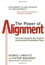 The Power of Alignment - Book Cover