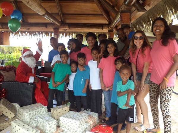 Today, the Happy Home is a safe place for abandoned and abused children in Fiji. The Happy Home is funded largely by Elizabeth and her board of trustees and the good will of people like you from around the world.