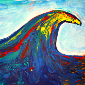 El Mar by Derek Dodds