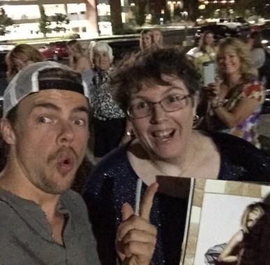 """Wow!"" - Boise, Idaho - August 1, 2015 Courtesy etynon IG"