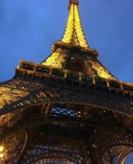 """Current view #Paris"" - January 4-7, 2016 Courtesy derekhough IG"