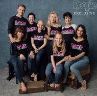 """#DerekHough, #JulianneHough, #ChitaRivera, #PaulaAbdul, #VanessaHudgens are teaming up with nonprofit organization I'm a Dancer Against Cancer, which provides financial support to dance educators, dancers and parents impacted by cancer."" - May 6, 2016 Courtesy people IG"