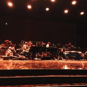"""That stage!!! So excited to perform here tomorrow ✨ #grateful 🙌🏻💙💙#dancer #friday #night #techrehearsal"" - September 30, 2016 Courtesy ekfedosova IG"