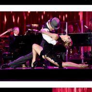 """That deep tango lunge #MPTF"" - October 1, 2016 Courtesy derekhough IG"