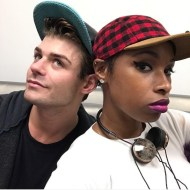 """Garrett Clayton gave me his hat! I love it so much ! He's the best! I want a @garretclayton1 doll #hairspraylive"" - December 1, 2016 Courtesy iamjhud IG"