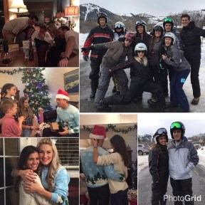 """""""Heading home this morning. Such a wonderfully fun Christmas full of adventure and blessings. I can truly attest that Utah is a beautiful state full of wonder and the Hough family is a bundle of joy .....all so welcoming and kind. ❤️ #Christmas2016"""" - December 26, 2016 Courtesy debbie_schwartz IG"""
