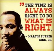 """""""#MLK"""" - January 16, 2017 Courtesy derekhough IG"""