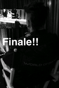 On the set during the last day of shooting World of Dance - February 19, 2017 Courtesy district-78 snapchat