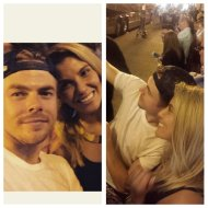 """#movelivetour @derekhough"" - Move Beyond - Chicago, Illinois - April 22, 2017 Courtesy serena_adriana twitter"