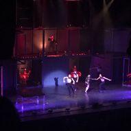 """#moveliveontour #movebeyond #dance #birmingham @derekhough @juleshough"" courtesy lwalk86 ig"