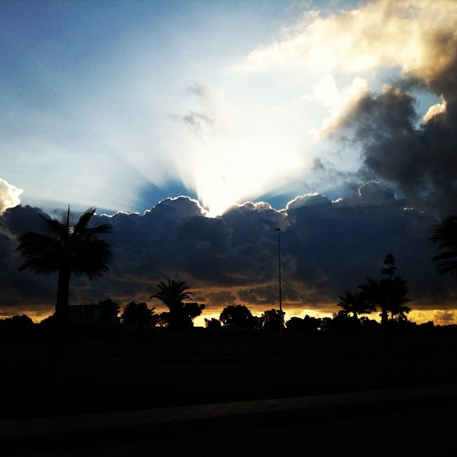 Sunrise - from Instagram