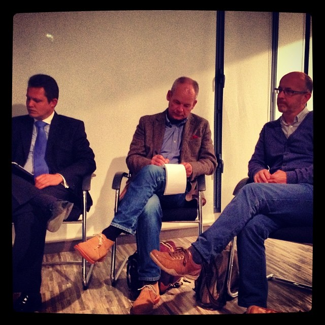 3 journalists - from Instagram
