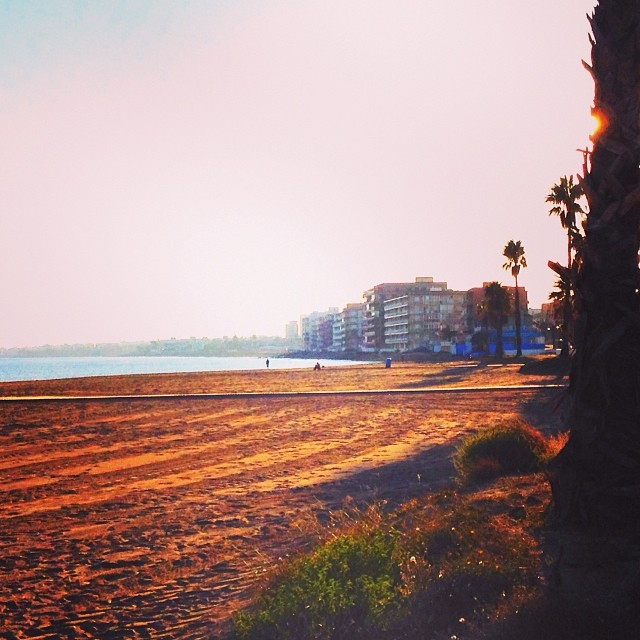Beach, Torrevieja - from Instagram