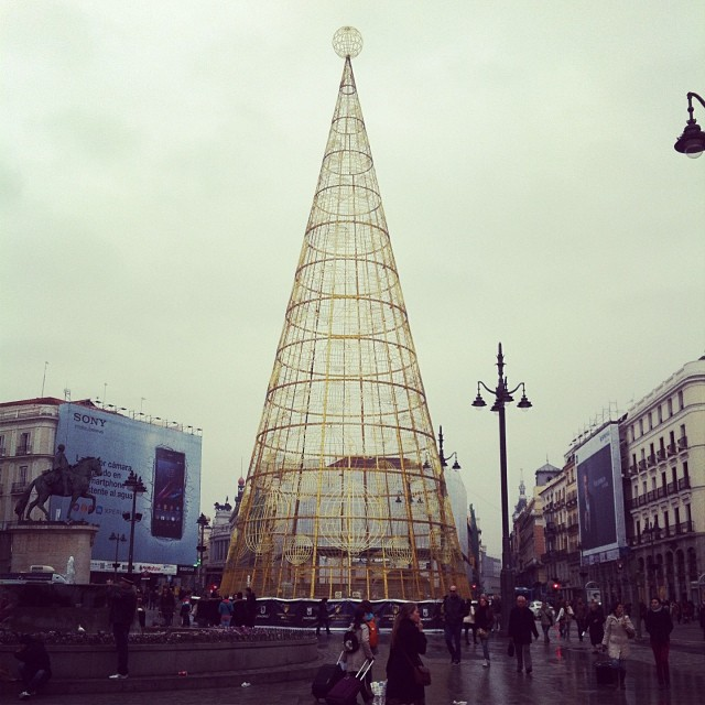 Xmas Tree, - from Instagram
